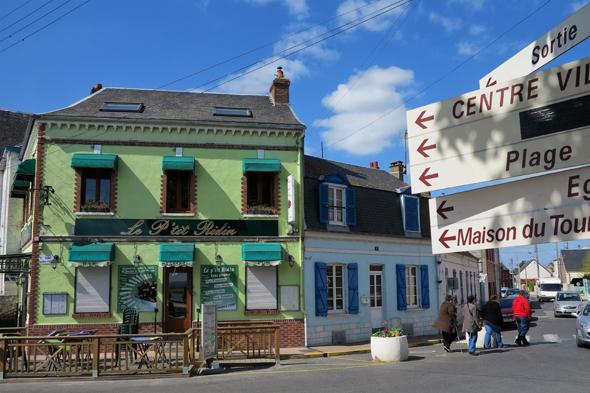 L estuaire de la somme ch teau des lys picardie - Restaurant du port le crotoy ...